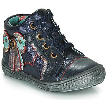 Zapatos Niña Botas de caña baja Catimini RHUBARBE Vte / Marino / Dpf / 2852