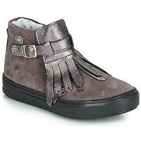Zapatos Niña Botas de caña baja Catimini RUTABAGA Gris