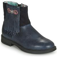 Zapatos Niña Botas de caña baja Catimini RENOUEE Marino