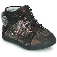 Zapatos Niña Botas de caña baja Catimini ROULETTE Negro