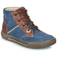 Zapatos Niño Botas de caña baja Catimini RUMEX Nuv / Marine  / Dpf / Strike