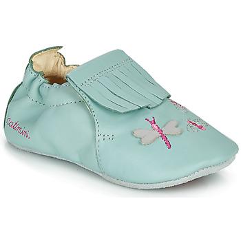 Zapatos Niña Pantuflas Catimini RHIZINE Azul