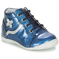 Zapatos Niña Botas de caña baja GBB SHINA Azul