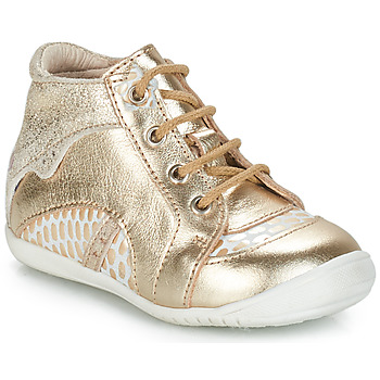 Zapatos Niña Botas de caña baja GBB SOPHIE Ctv / Dorado / Dpf / Kezia