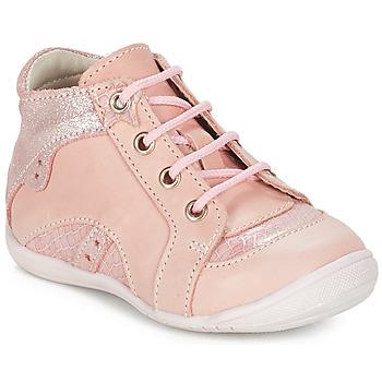 Zapatos Niña Botas de caña baja GBB SOPHIE Vte / Rosa / Dpf / Kezia