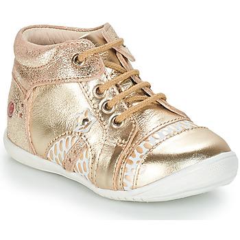Zapatos Niña Botas de caña baja GBB STELLA Ctv / Dorado / Dpf / Kezia