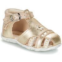 Zapatos Niña Sandalias GBB SUZANNE Oro