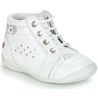 Zapatos Niña Botas de caña baja GBB SIDONIE Vte / Blanco / Dpf / Kezia