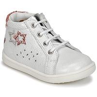 Zapatos Niña Zapatillas altas GBB SABBAH Blanco