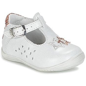 Zapatos Niña Bailarinas-manoletinas GBB SEVERINE Blanco