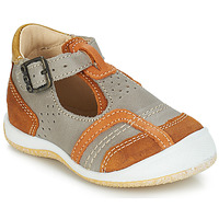 Zapatos Niño Sandalias GBB SIGMUND Topotea / Cognac