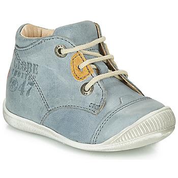Zapatos Niño Botas de caña baja GBB SAMUEL Vte / Jeans / Dpf / Raiza