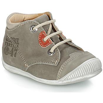 Zapatos Niño Botas de caña baja GBB SAMUEL Vte / Kaki / Dpf / Raiza