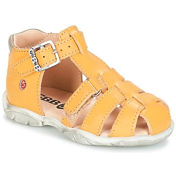 Zapatos Niño Sandalias GBB PRIGENT Amarillo