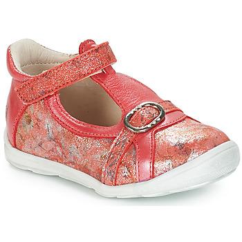 Zapatos Niña Bailarinas-manoletinas GBB SALOME Rojo