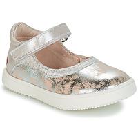 Zapatos Niña Bailarinas-manoletinas GBB SAKURA Oro