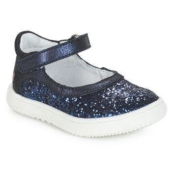 Zapatos Niña Bailarinas-manoletinas GBB SAKURA Azul / Marino