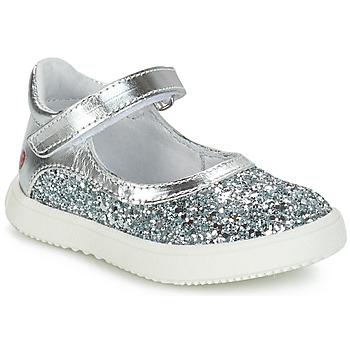 Zapatos Niña Botas de caña baja GBB SAKURA Plata