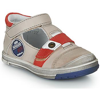 Zapatos Niño Sandalias GBB SOREL Beige / Rojo