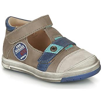 Zapatos Niño Sandalias GBB SOREL Vtc / Topo - azul / Dpf / Flash