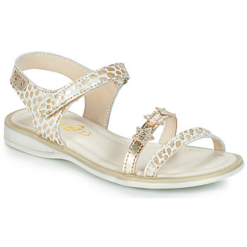 Zapatos Niña Sandalias GBB SWAN Ctv / Dorado / Dpf / Lola