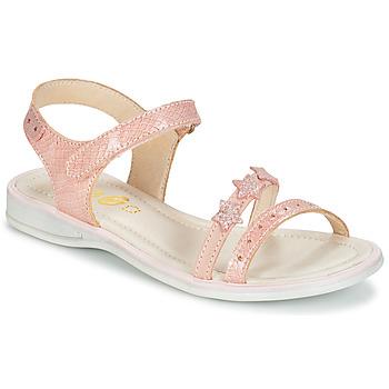 Zapatos Niña Sandalias GBB SWAN Rosa