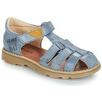 Zapatos Niño Sandalias GBB PATERNE Azul