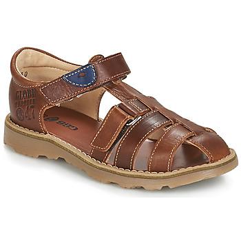 Zapatos Niño Sandalias GBB PATERNE Marrón