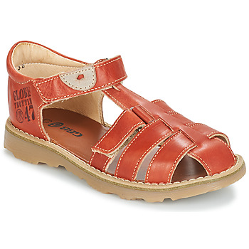 Zapatos Niño Sandalias GBB PATERNE Vte / Rojizo / Dpf / Trony