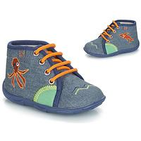 Zapatos Niño Pantuflas GBB PABLITO Azul