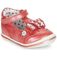 Zapatos Niña Bailarinas-manoletinas Catimini SANTOLINE Rojo