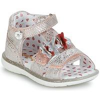 Zapatos Niña Sandalias Catimini STEVIA Rosa