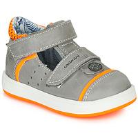 Zapatos Niño Sandalias Catimini SAUTERIAU Gris / Naranja
