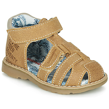 Zapatos Niño Sandalias Catimini SYCOMORE Crt / Fauna / Dpf / Trony