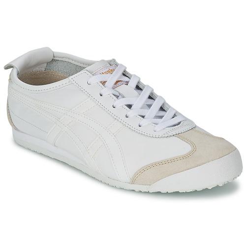 Zapatos casuales salvajes Zapatos especiales Onitsuka Tiger MEXICO 66 Blanco