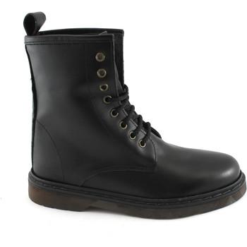 Zapatos Mujer Botines Divine Follie DIV-I17-E520-NE Nero