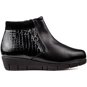 Zapatos Mujer Botines Dtorres ES  THAIS NEGRO