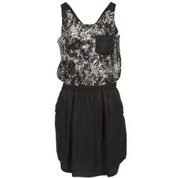textil Mujer vestidos cortos School Rag ROXANA Negro