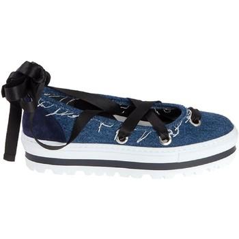 Zapatos Mujer Bailarinas-manoletinas Msgm 2241MDS09Y 020 Jeans