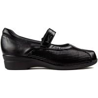 Zapatos Mujer Bailarinas-manoletinas Dtorres LIEJA NEGRO