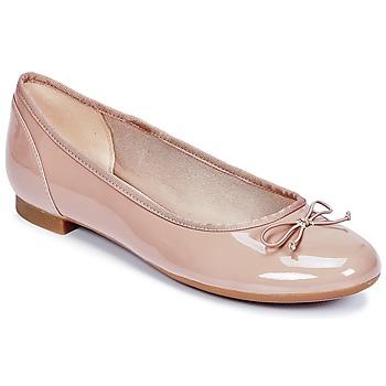 Zapatos Mujer Bailarinas-manoletinas Clarks COUTURE BLOOM Nude
