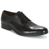 Zapatos Hombre Derbie Clarks Gilmore Lace Negro / Leather