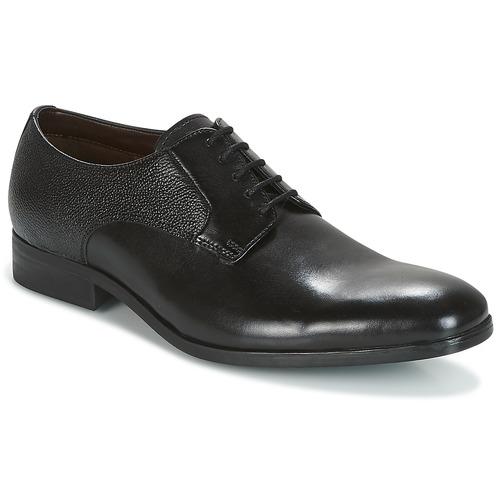 Zapatos especiales para hombres y mujeres Clarks GILMORE LACE Negro