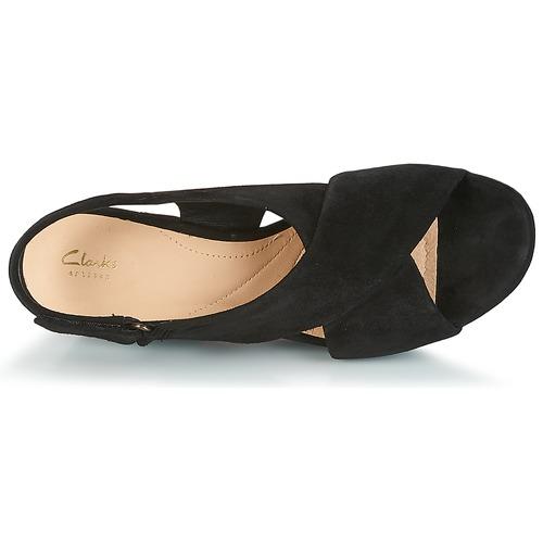 Clarks Maritsa Lara Negro - Envío Gratis Zapatos Sandalias Mujer 74