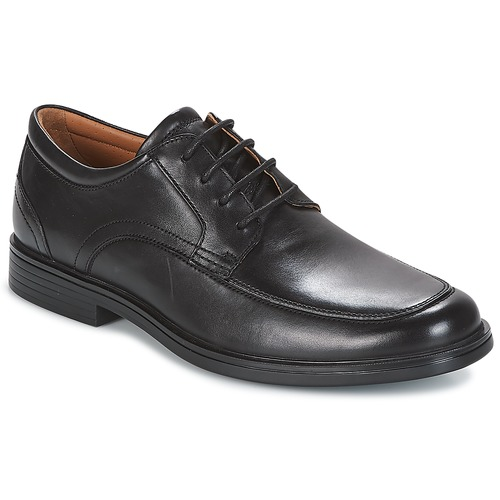 Zapatos especiales para hombres y mujeres Clarks UN ALDRIC PARK Negro