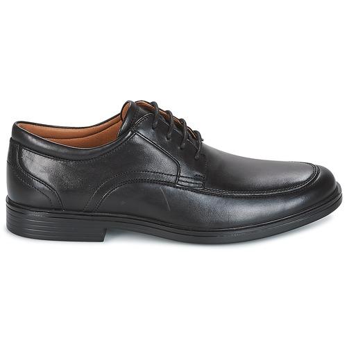 Casual salvaje  Clarks UN ALDRIC PARK Negro - Envío Envío - gratis Nueva promoción - Zapatos Derbie Hombre 7b7979