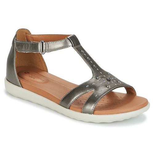 Tiempo limitado especial Clarks UN REISEL MARA Plata - Envío gratis Nueva promoción - Zapatos Sandalias Mujer  Plata