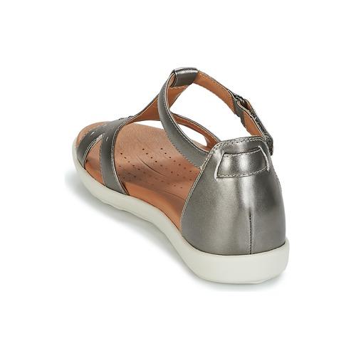 Gran descuento Zapatos especiales Clarks UN REISEL MARA Plata