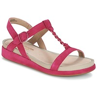 Zapatos Mujer Sandalias Hush puppies CHAIN T Frambuesa