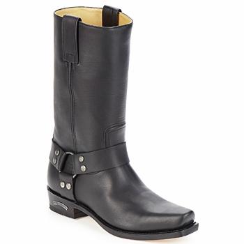 Zapatos Hombre Botas urbanas Sendra boots EDDY Negro